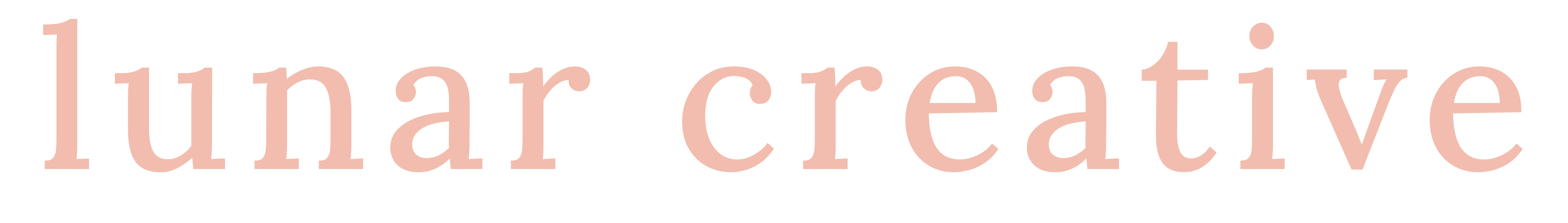 Lunar Creative Logo